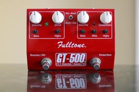 Fulltone Gt500 Overdrive/booster E Distortion