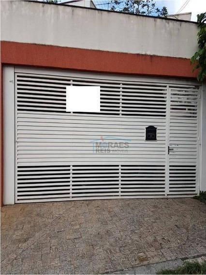 Sobrado Com 3 Dormitórios À Venda, 181 M² Por R$ 810.000,00 - Jardim Aeroporto - São Paulo/sp - So2459