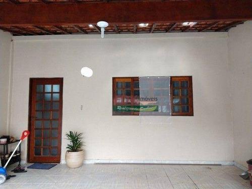 Imagem 1 de 6 de Casa Com 2 Dormitórios À Venda Por R$ 265.000,00 - Residencial Gazzo - São José Dos Campos/sp - Ca6625