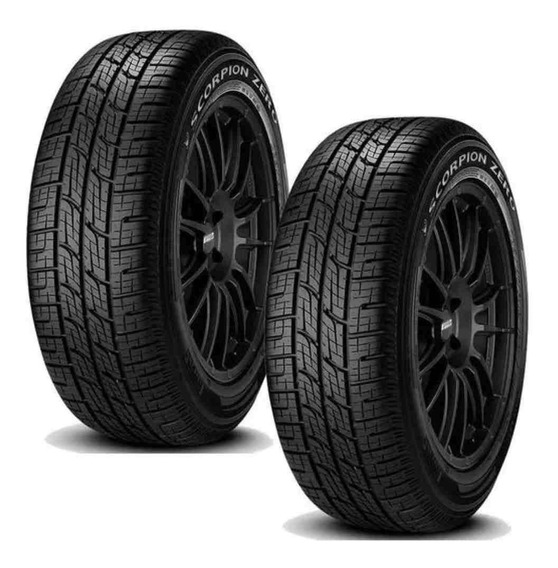 2 Llantas 255/55r20 Pirelli Scorpion Zero All Season 107h