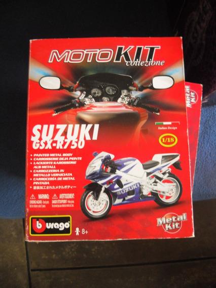 Moto Kit Burago 1/18 (25)