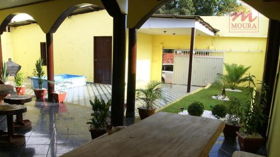 Casa Residencial À Venda, Universidade, Macapá. - Ca0360