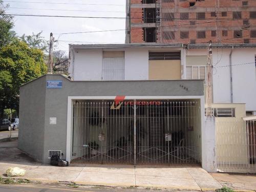 Casa Residencial À Venda, Alto, Piracicaba. - Ca0425