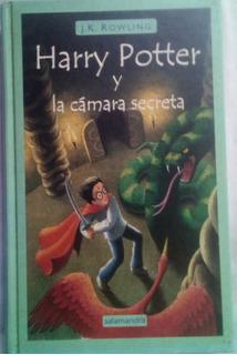 Harry Potter Y La Cámara Secreta 9 V E R D E S