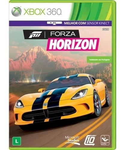 Jogo Forza Horizon