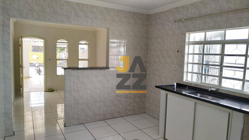 Imagem 1 de 21 de Bela Casa Com 2 Dormitórios + Edícula À Venda, 192 M² Por R$ 350.000 - Jardim Europa I - Santa Bárbara D'oeste/sp - Ca13841
