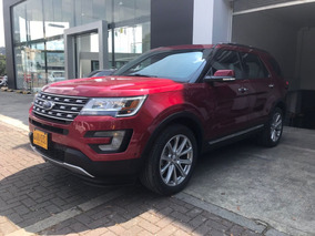 Ford Explorer Limited 3.5 At