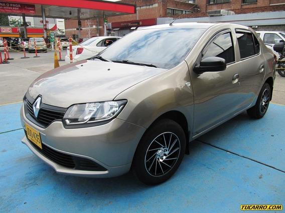 Renault Logan Authentique 1600cc Mt Aa