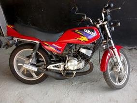 Yamaha Rd 135 1996 - Vermelha - Restaurada