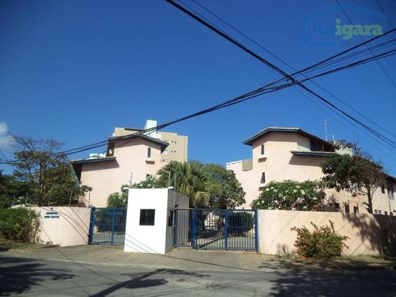 Casa Com 4 Dormitórios Para Alugar, 200 M² Por R$ 2.000,00/mês - Jaguaribe - Salvador/ba - Ca0134