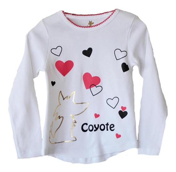 Polera Coyote Niña