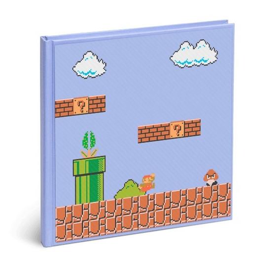 Agenda Super Mario Bros 3d Motion (notebook)