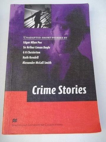 * Livro - Crime Stories - Literatura Estrangeira