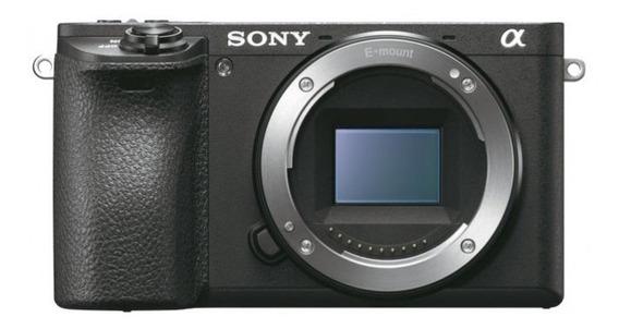 Camera Sony A6500 Corpo Pronta Entrega Frt.gratis Todo Pais!