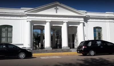 Bóveda Grande Cementerio Gral Rodriguez Gba Oeste (sin Exp)