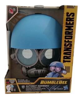 Mascara Electronica Transformers ¡original! Nueva