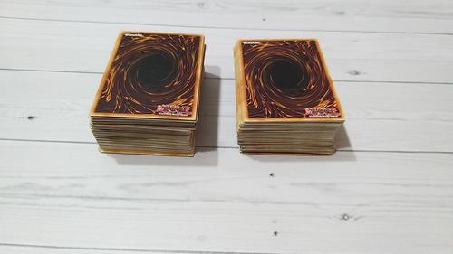 100 Cartas De Yugioh Originales