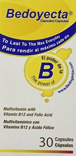 Bedoyecta Multivitaminas Capsulas 1 1