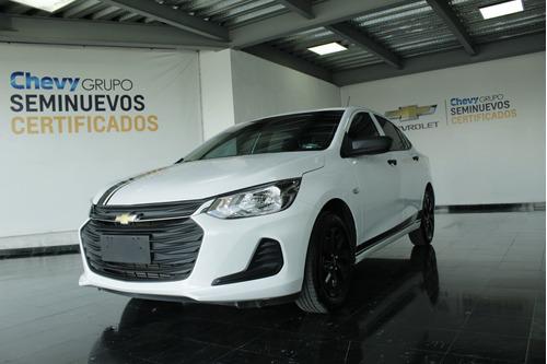 Imagen 1 de 15 de Chevrolet Onix 2021 1.0 Ls At