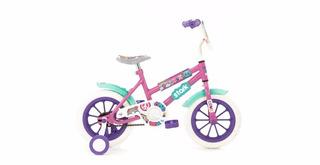 Bicicleta Rodado 12 Stark Niña Nena Rueditas 6008 Love