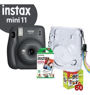Câmera Instax Mini - Kit + Filme De 60 + Entrega Rápida