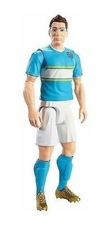 Figura Fútbol Juguete Leonel Messi Dyk82 Mattel Deporte