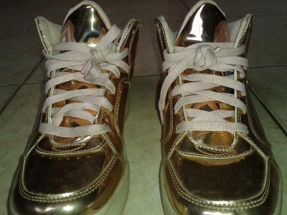 Zapatos Con Luces Led Skechers Energy Lights Niña #36