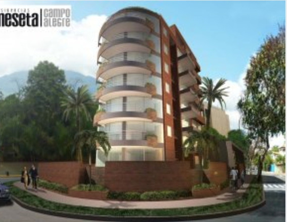 Apartamentos En Alquiler Campo Alegre