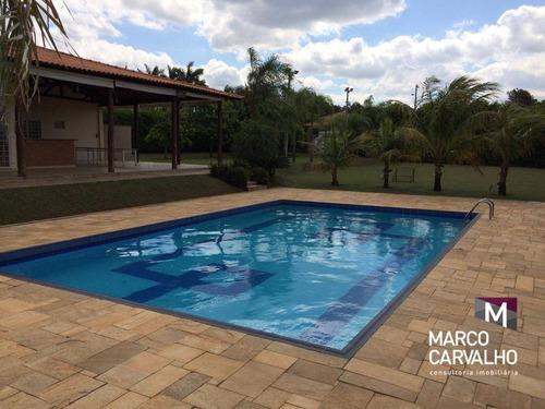 Chácara Com 2 Dormitórios À Venda, 1800 M² Por R$ 980.000,00 - Parque Dos Sabiás (padre Nóbrega) - Marília/sp - Ch0025
