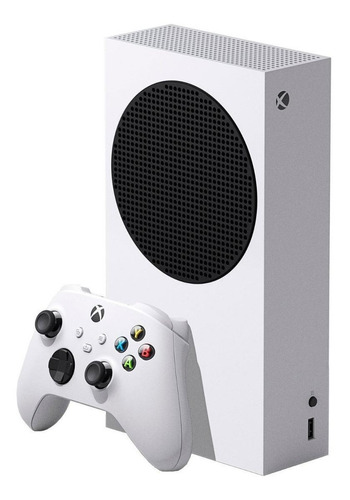 Imagen 1 de 4 de Microsoft Xbox Series S 512GB Standard color  blanco