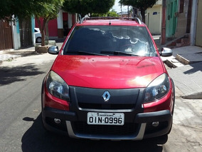 Renault Sandero Stepway 1.6 16v Hi-flex Aut. 5p 2012