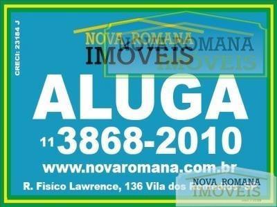Galpão Comercial Para Locação, Vila Romana, São Paulo. - 1131