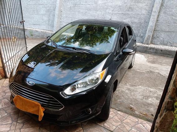 Ford New Fiesta Sedan Titanium 1.6 Powershift 2014 Flex