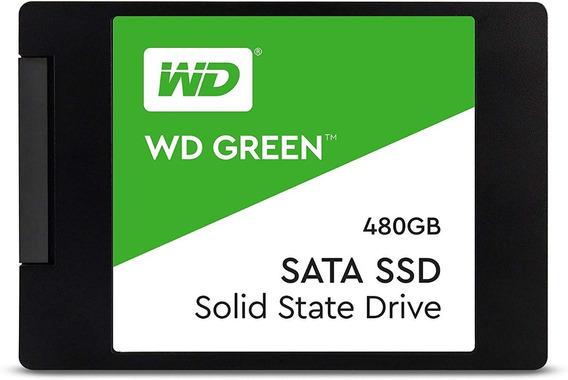 Hd Ssd 480gb Wd Green 2.5