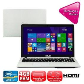 Notebook Asus X550ca Intel Core I3, 15.6, 4gb, 500gb