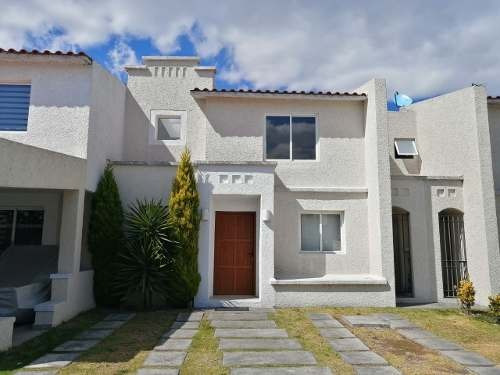 Casa En Metepec Villas Del Castaño A 30 Min. De Sta. Fe.