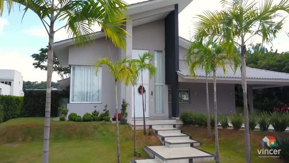 Casa Em Condominio - Residencial Aldeia Do Vale - Ref: 210 - V-210