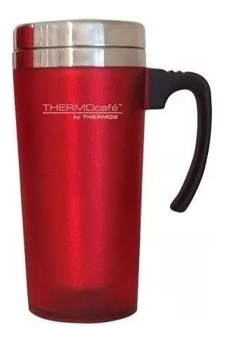 Vaso Taza Termico Acero Inoxidable Thermos Original Caliente