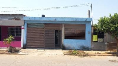 Casa En Venta En Las Mercedes, Villahermosa, Tabasco