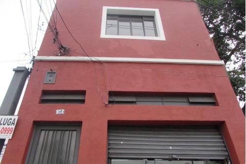 Prédio Comercial Para Locação, Vila Prudente, São Paulo. - Pr0063