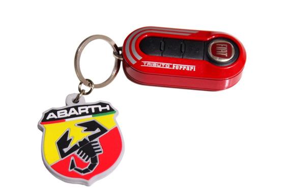 Chaveiro Fiat Abarth