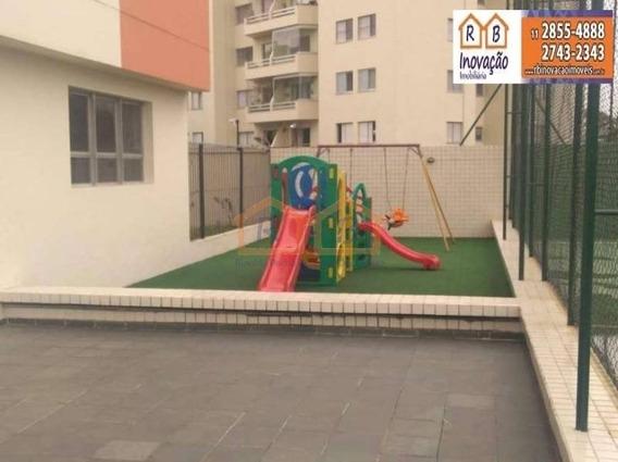 Apartamento Em Condomínio Padrão Para Locação No Bairro Vila Formosa, 3 Dorm, 1 Suíte, 1 Vagas, 64 M - 3010