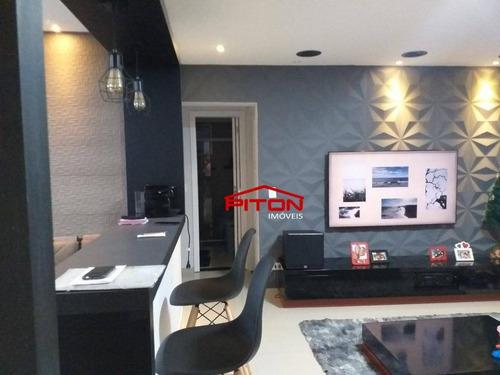 Imagem 1 de 17 de Apartamento Com 2 Dormitórios À Venda, 70 M² Por R$ 420.000,00 - Penha - São Paulo/sp - Ap1318