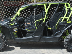 Can Am Maverick Equipadisimo Max Xds 1000r Turbo Modelo 2015
