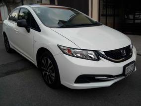 Honda Civic Ex Aut 2014