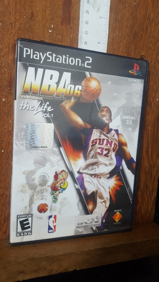 Ps2 Nba 06 - Featuring The Life Vol. 1