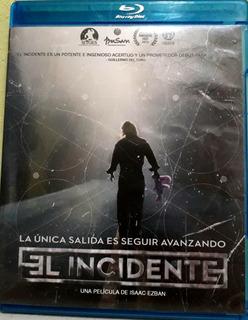 Dvd El Incidente Película Mexicana Ciencia Ficción