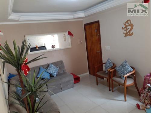 Apartamento Em Jardim Chácara Inglesa - São Bernardo Do Campo, Sp - 2890