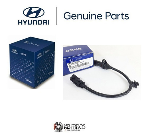 Sensor De Rotação Original Hyundai Ix35 2.0 2011 Em Diante