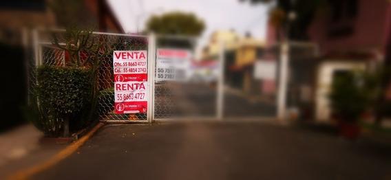Casa En Venta O Renta En Churubusco